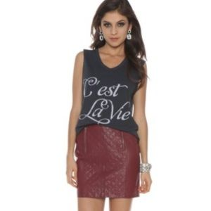 Lovers & Friends Muscle Tee - Perfect condition!